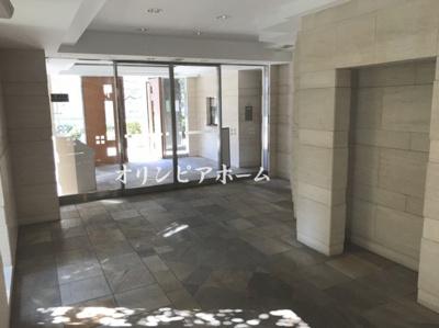 【エントランス】クレストフォルム清澄庭園 平米13年築 空室 4階部分