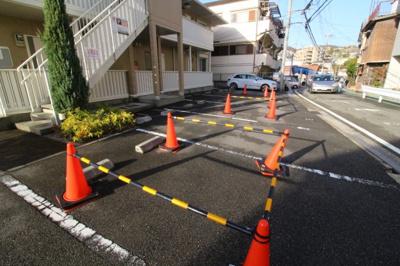 【駐車場】ラ・フォーレ名倉