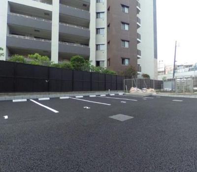 【駐車場】グラース洗足池