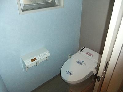 【トイレ】イビザ御影