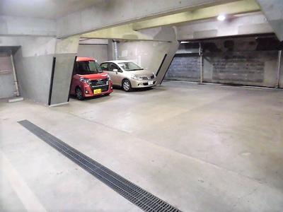 【駐車場】タウンベルハイツ