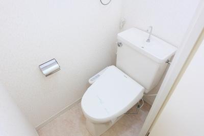 【トイレ】タウンベルハイツ