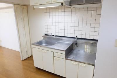 【キッチン】タウンベルハイツ