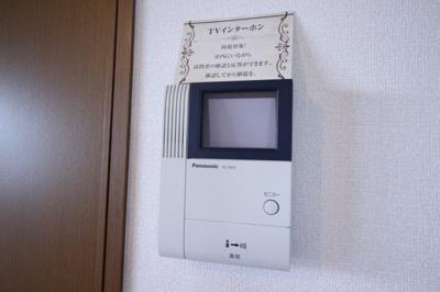 ★テレビモニター付きインターホン★