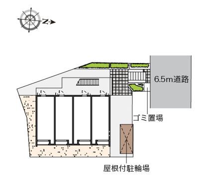 【区画図】杉山Ⅳ