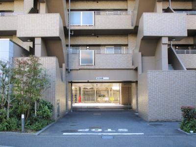 高知市ペット可分譲マンション サーパスタワー鷹匠 3LDK 南東角部屋 15階 最上階