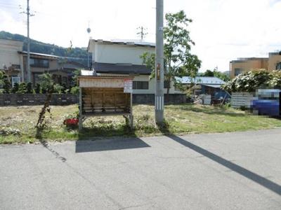 【外観】黒石市袋富田売地