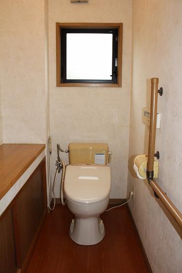 【トイレ】直方市植木戸建