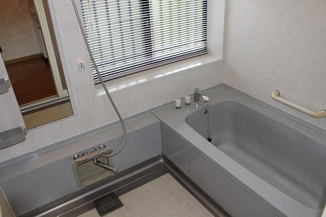 【浴室】直方市植木戸建
