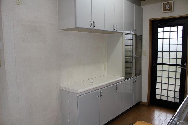 【キッチン】直方市植木戸建