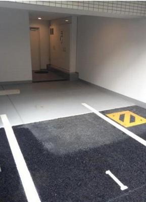 【駐車場】木場レジデンス壱番館