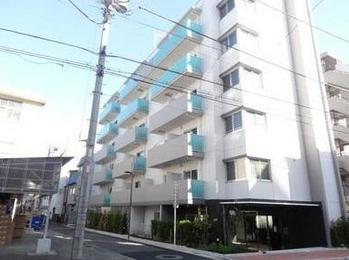 【外観】木場レジデンス壱番館