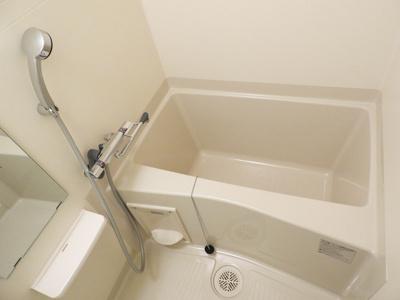 【浴室】プレサンス心斎橋クオーレ