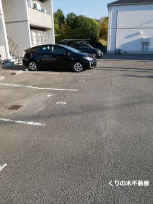 【駐車場】シャーメゾンエンギA棟