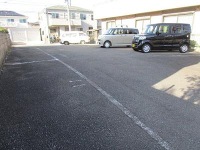 【駐車場】山田3丁目サンライト上田駐車場