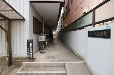 【エントランス】リベール北本町