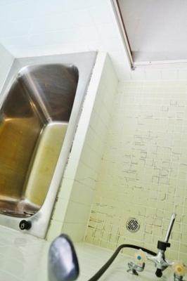 【浴室】山崎テラスハウス