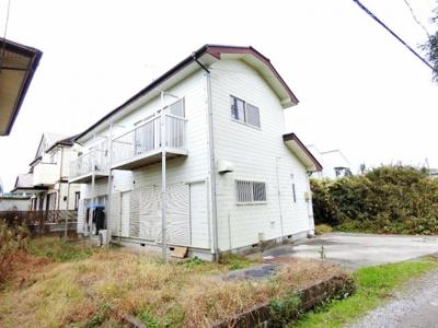【外観】山崎テラスハウス