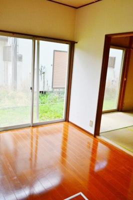 【居間・リビング】山崎テラスハウス