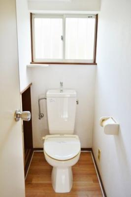 【トイレ】山崎テラスハウス