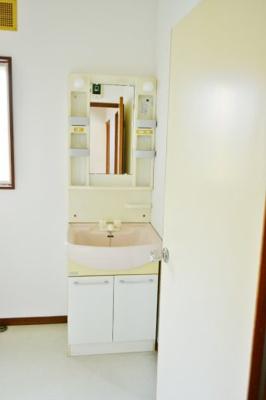 【独立洗面台】山崎テラスハウス