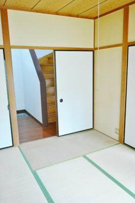 【和室】山崎テラスハウス