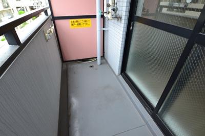 【バルコニー】メゾン・ド・六甲パート2