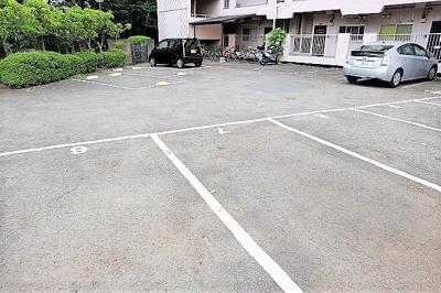 【駐車場】レジデンス木下
