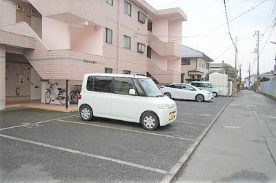 【駐車場】カームハイツ朝日