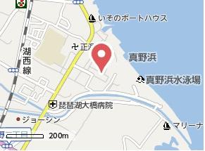 【地図】ウエストビレッジ Ⅱ