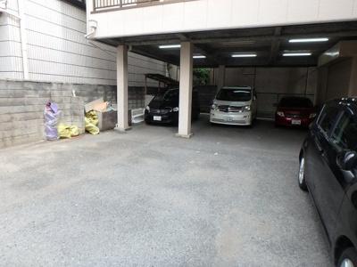 【駐車場】アレイMKⅡ