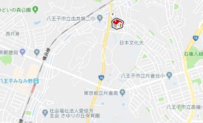 【地図】翼(57742-101)