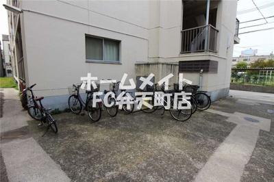 【その他共用部分】田中町住宅2号棟
