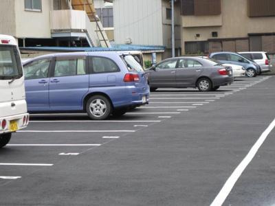【外観】中道第6駐車場