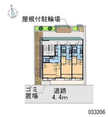 【地図】ヒルサイド今宿