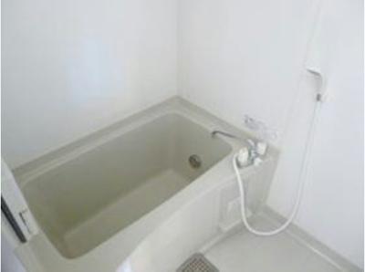 【浴室】向山パーク5