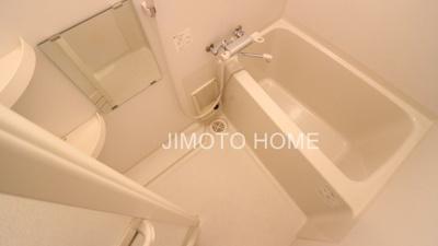 【浴室】ラナップスクエア難波Ⅱ