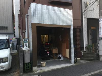 【エントランス】石川町3丁目 貸倉庫