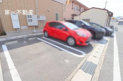【駐車場】カーサ ドマーニ