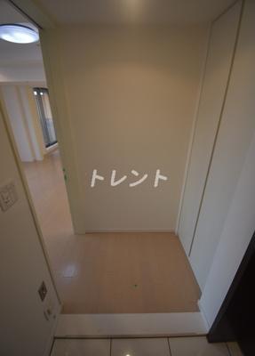 【玄関】カテリーナ三田タワースイート