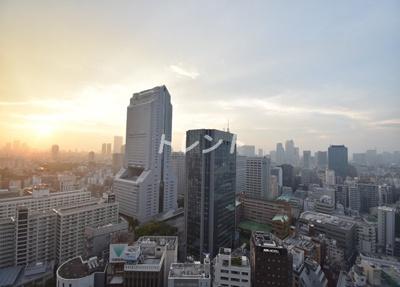 【展望】カテリーナ三田タワースイート