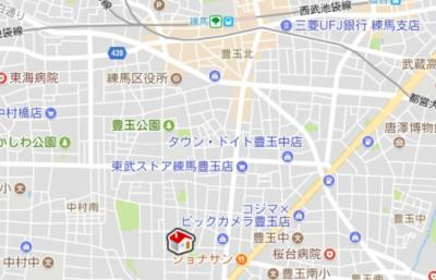【地図】MOONI(56491-103)