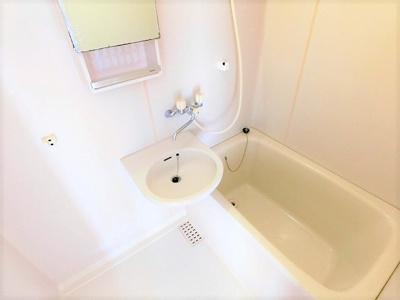 【浴室】第三シルクコーポ