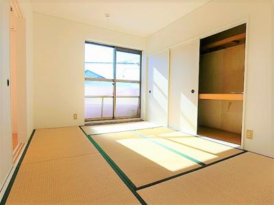 【寝室】第三シルクコーポ