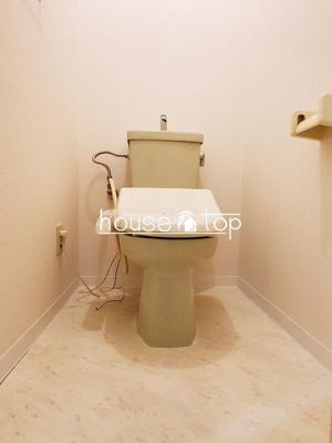 【トイレ】第二ハイツシャトー