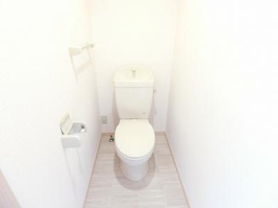 【トイレ】グレースヒル B