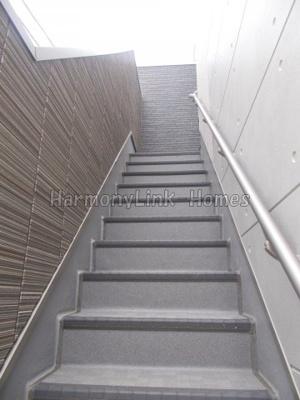 Green  Woodzの階段☆
