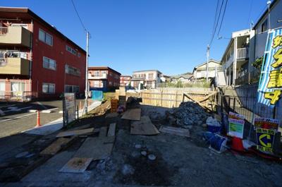 【外観】保土ヶ谷区上星川2丁目 全3棟新築戸建て