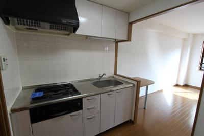 【キッチン】グリーンハピー向山