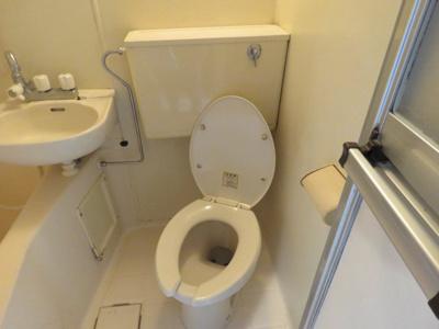 【トイレ】春日マンション